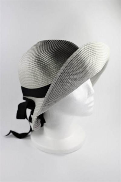 Sommerliche Hüte von Peter De Vries grau