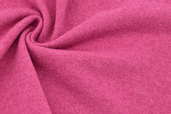 Merino - Woll - Strick Pink