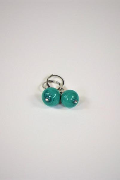 Ohrringe aus Muranoglas