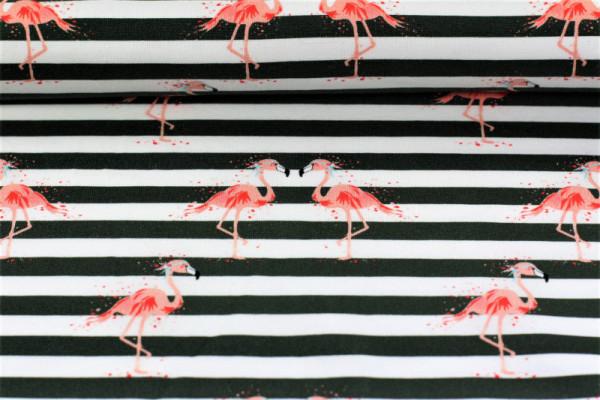 Streifenjersey Flamingo von HILCO