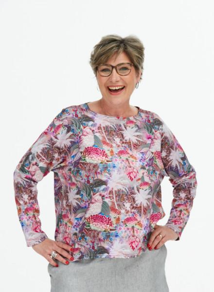 Jersey-Shirt rosabunt