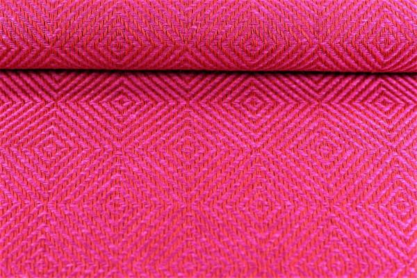 Schwedisches Leinen pink