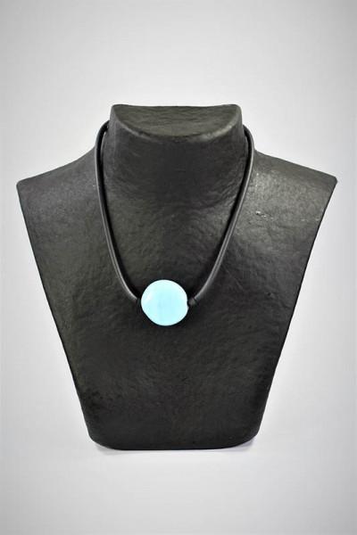 Halskette aus Muranoglas