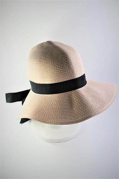 Sommerlicher Hut von Peter De Vries rose